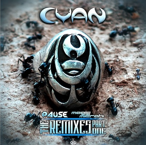 Cyan the remixes
